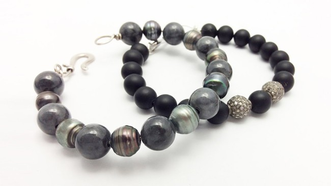 Best Beaded Bracelets with Sterling Silver Wire 2016