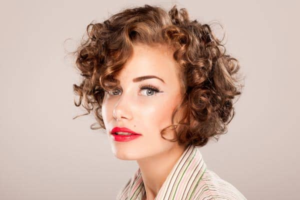 Best Short Haircuts for Curly Hair Ideas