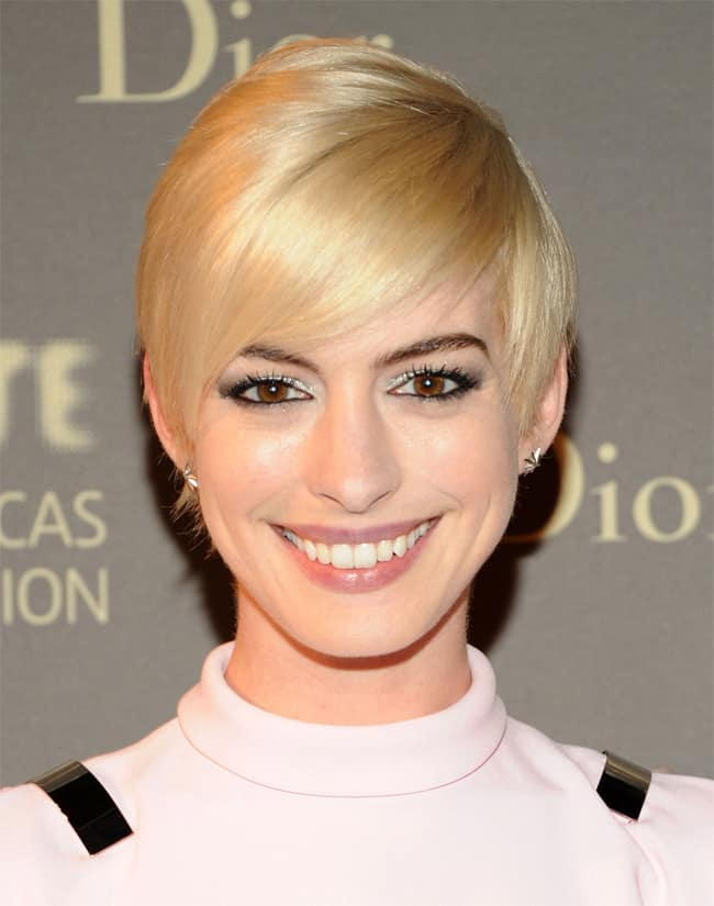 Celebrity Short Haircut Styles for Girls 2016-17
