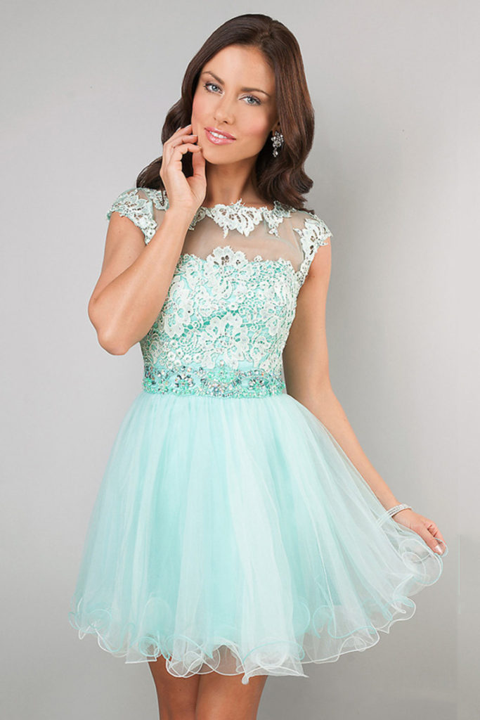 Cheap Summer Wear Homecoming Dresses