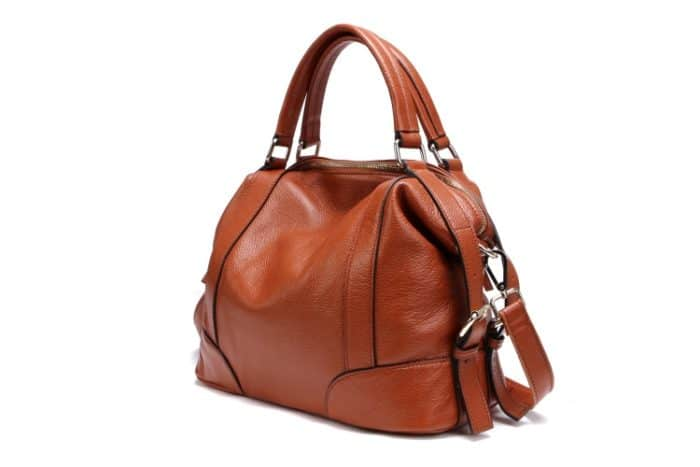 Cool Brown Leather Handbag for Brides 2016