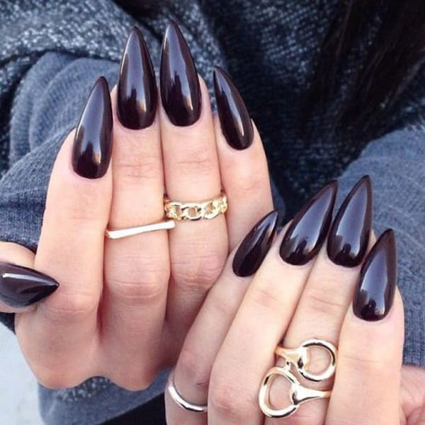 Cool Fall 2016 Nails Color Ideas