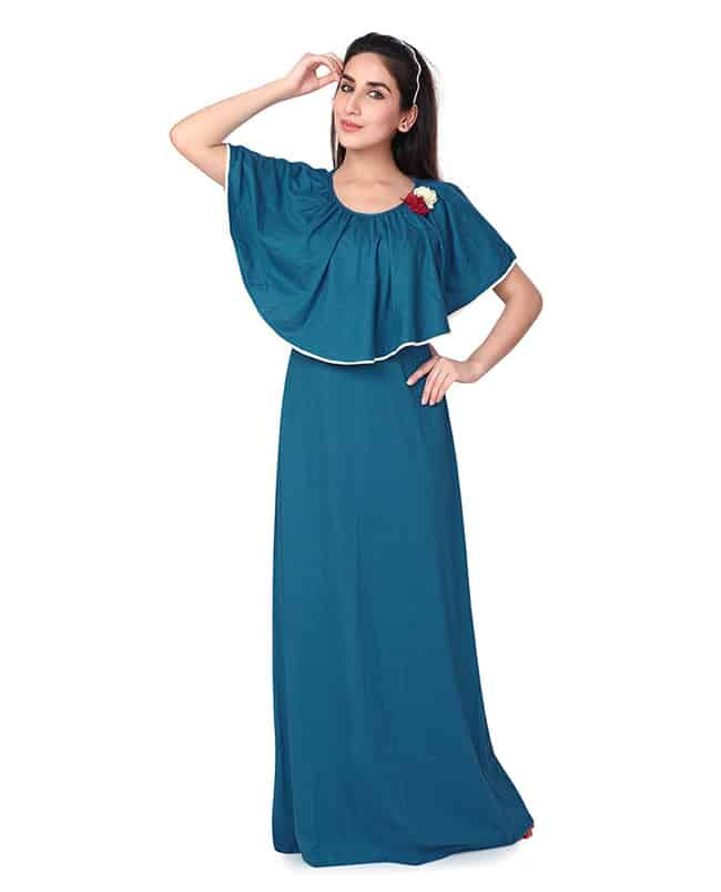 15 Latest Nighty Dresses Trends Sheideas