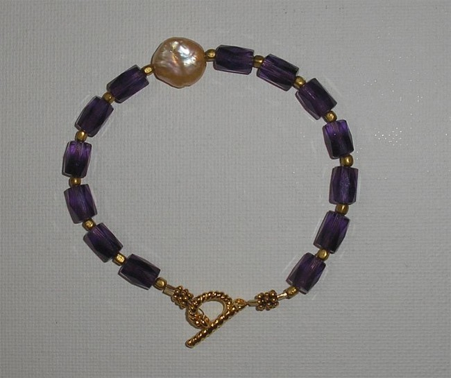 Cool Purple Amethyst Bracelet Ideas 2016