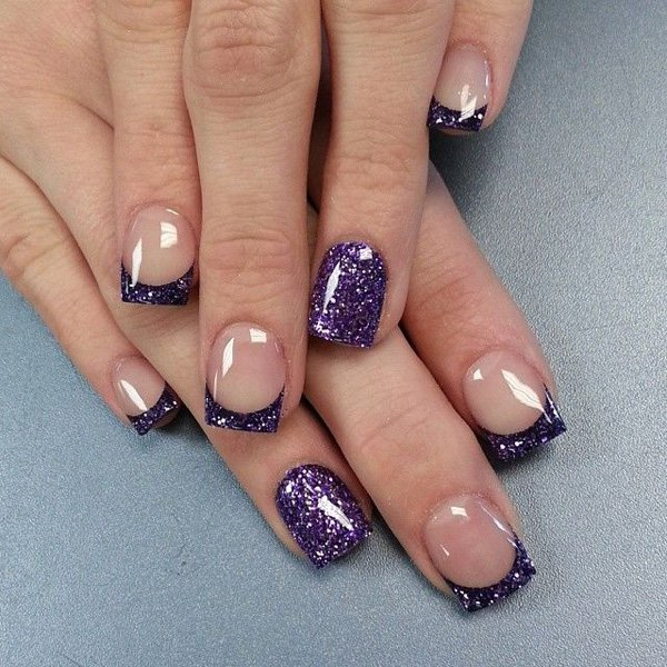 Creative French Nail Art Designs 2016