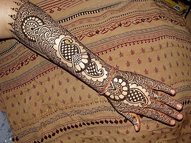 Mehndi Designs Full Hands Marriage : Stylish mehndi designs for full hands sheideas