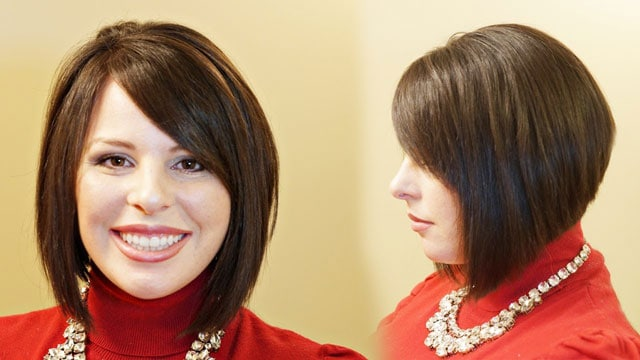Cute Plus Size A-Line Bob Hairstyles 2016