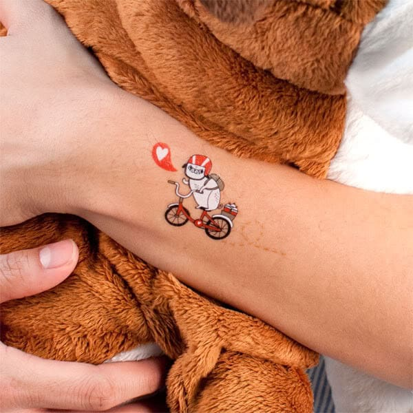 Cute Valentine's Day Tattoos Ideas 2016