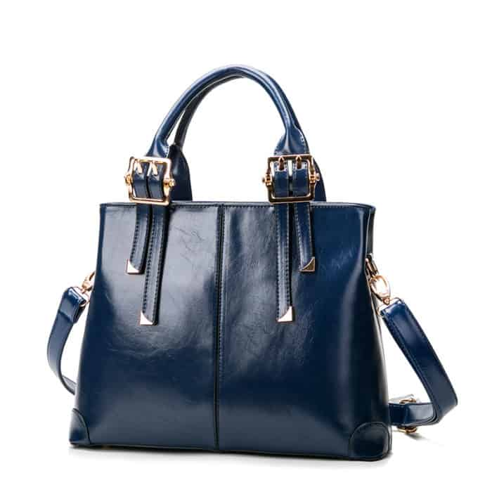 Designer Patent Leather Handbags for Girls