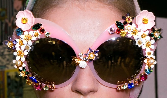 Dolce and Gabbana Sunglasses Spring 2016