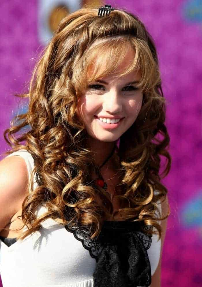 25 Elegant And Good Curly Hairstyles Ideas For Women 2018