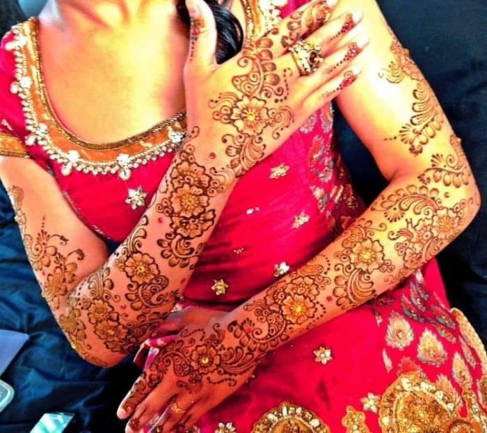 Fancy Bridal Mehndi Images for Wedding 2016