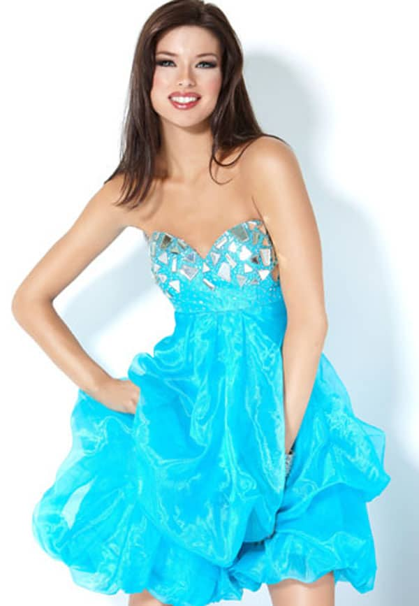 Fancy Cheap Homecoming Dresses 2016