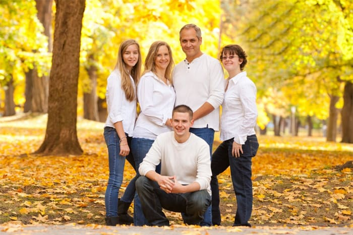 Fantastic Spokane Family Portrait Pictures