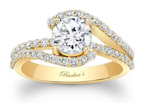 Latest Engagement Ring Designs For Women