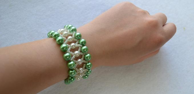 15 cool beaded bracelets designs ideas sheideas
