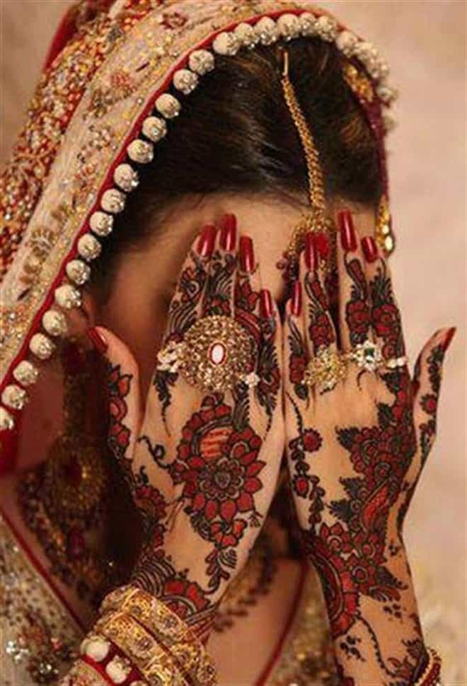 Indian Wedding Henna Designs for 2016
