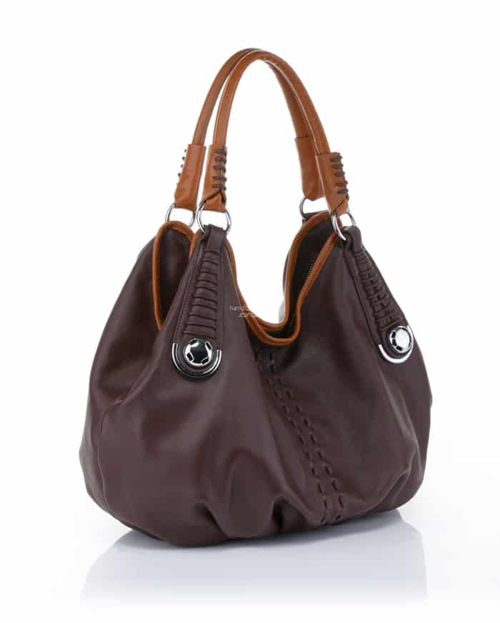 Italian Style Designer Leather Handbag for Girls