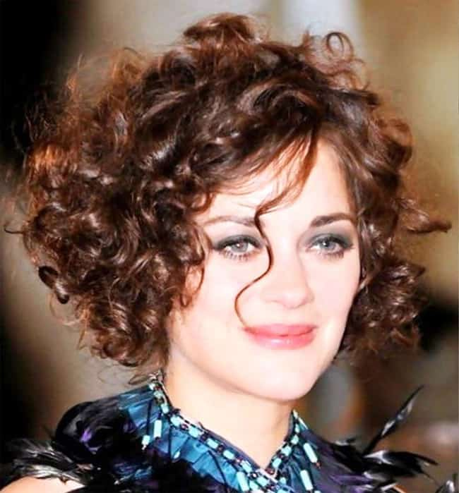 Latest Short Curly Hairstyles: 25 Elegant And Good Curly Hairstyles Ideas For Women 2017