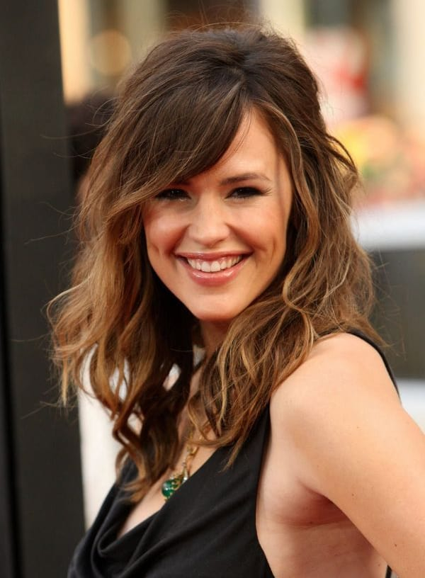 Long Layered Hair Cuts Ideas for Christmas