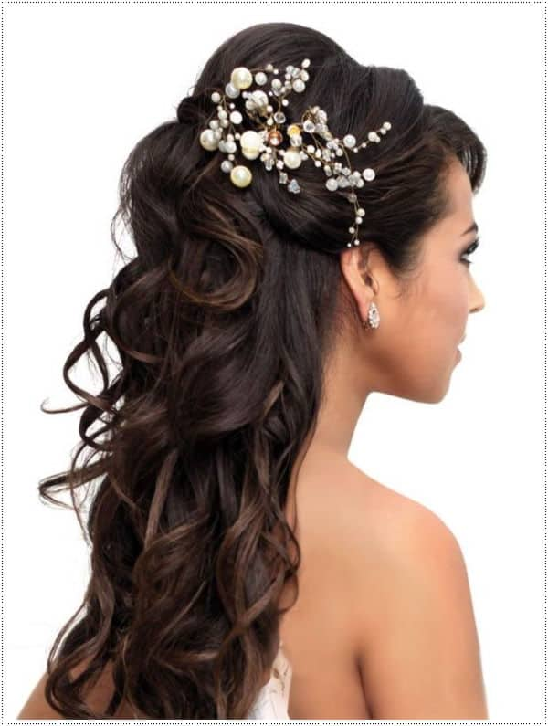 Long Prom Hairstyle Trend for Black Hair