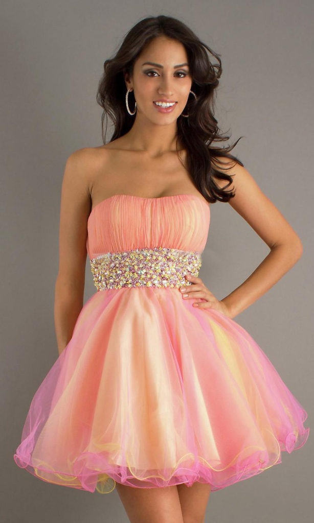 Cheap Price 8th Grade Homecoming dresses 2015 Sweetheart