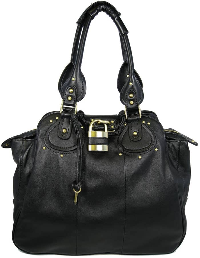 New Designer Black Leather Handbag Trends
