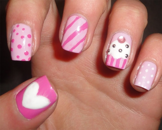 nail polish designs easy pictures to pin on pinterest