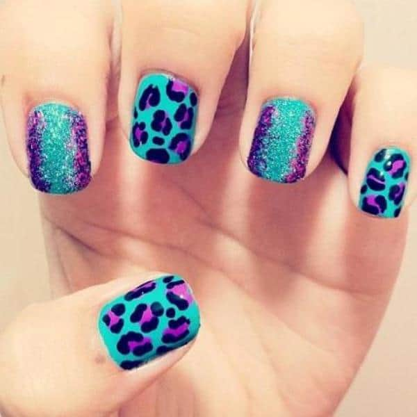 Pretty and Easy Nail Designs for Party