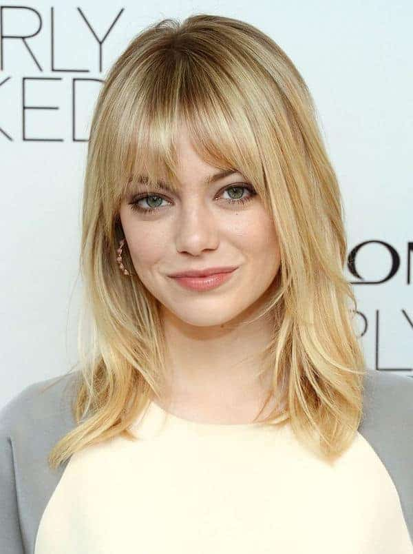 Shoulder Length Long Hairstyles With Layers