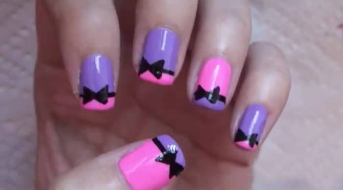 Simple Girls Nail Art Ideas for Beginners 2016