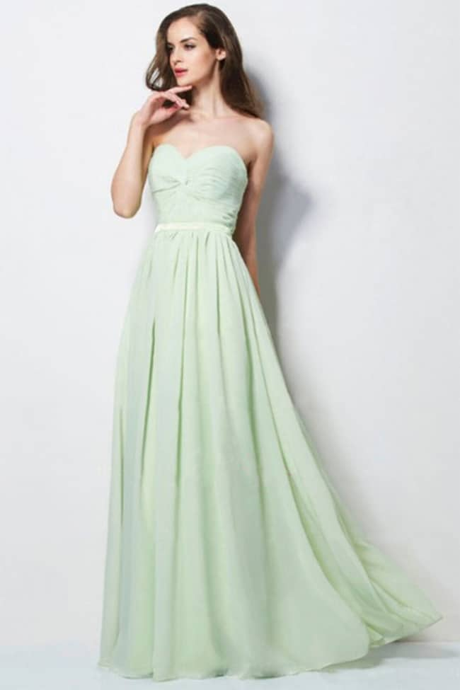 Simple Prom Summer Dresses for Girls