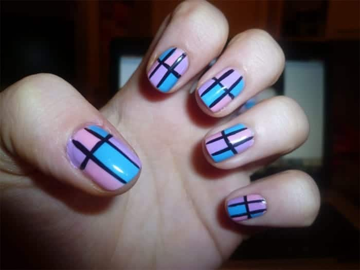 Stylish Fingernail Designs Ideas