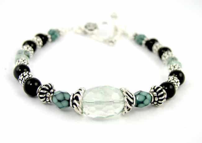 Superb Beaded Bracelet Design for Ladies 2016