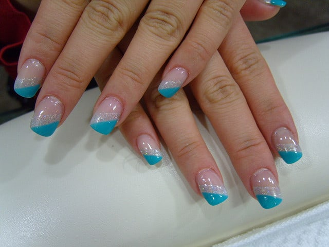 Trendy French Gel Nail Design Ideas