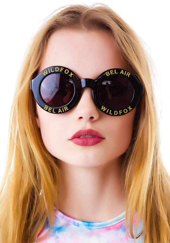 Wildfox Bel Air Sunglasses for Women 2016