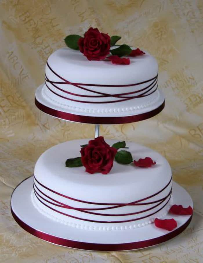 simple wedding cake ideas pictures top 33 fantastic henna wedding cake designs sheideas 20065
