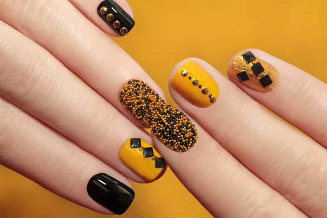 2016 Nail Painting Ideas for Short Nails
