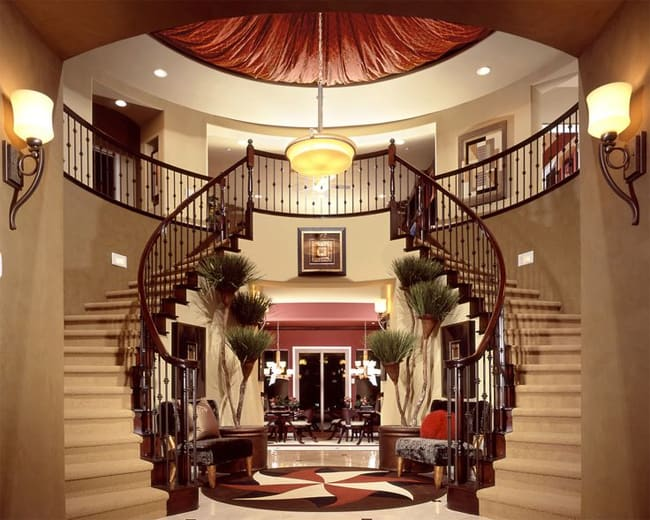 Amazing Foyer Designs Pictures