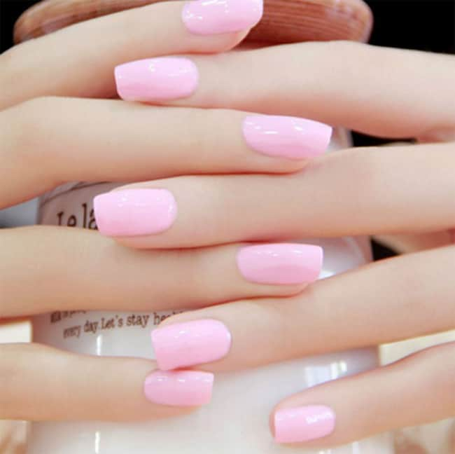 How To Color Nails With Designs