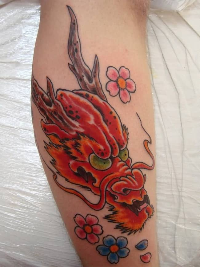 20 unique dragon tattoo designs for ladies sheideas