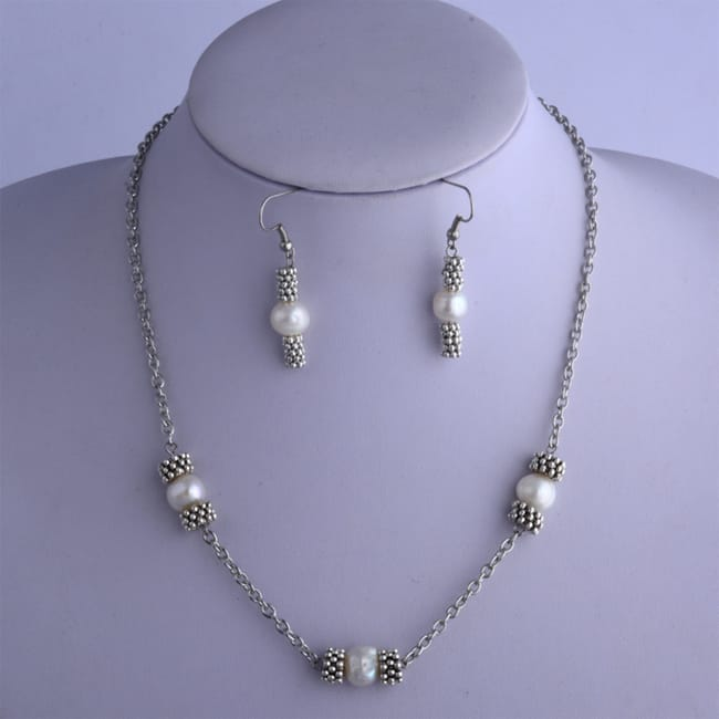 Antique Natural Pearl Style Necklace Ideas