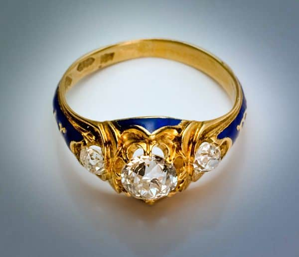 A Collection Of Antique Wedding Rings 2016 Sheideas