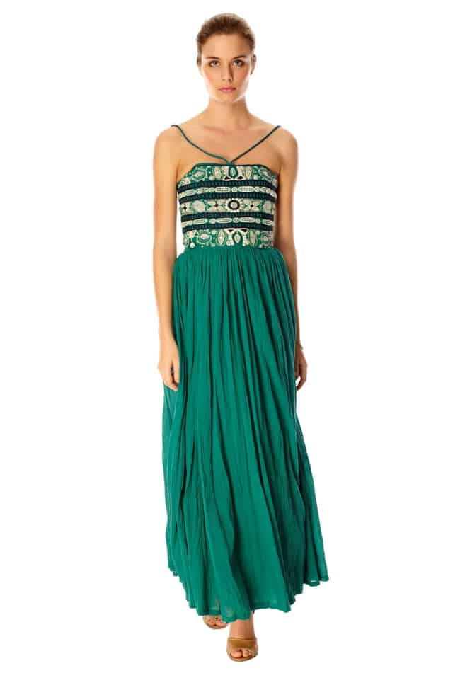 Attractive Maxi Dresses Designs for Spring