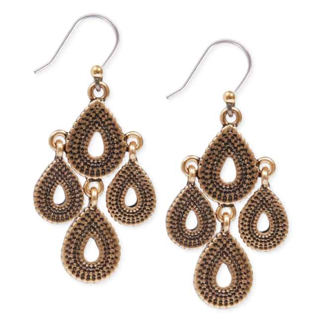 Awesome Teardrop Chandelier Earrings 2016