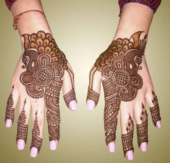 Henna Designs For Women: 20 Trendy Mehndi Patterns Pictures For Women