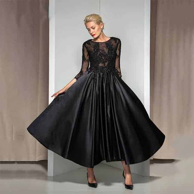 Beautiful Black Evening Gowns 2016