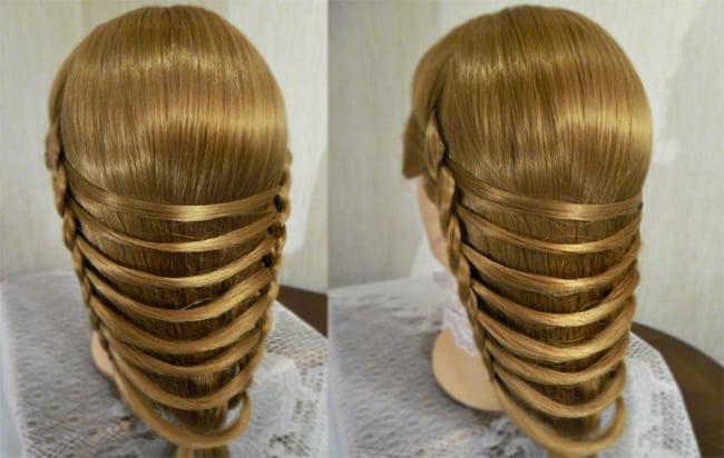 Beautiful and Easy Hairstyle Images