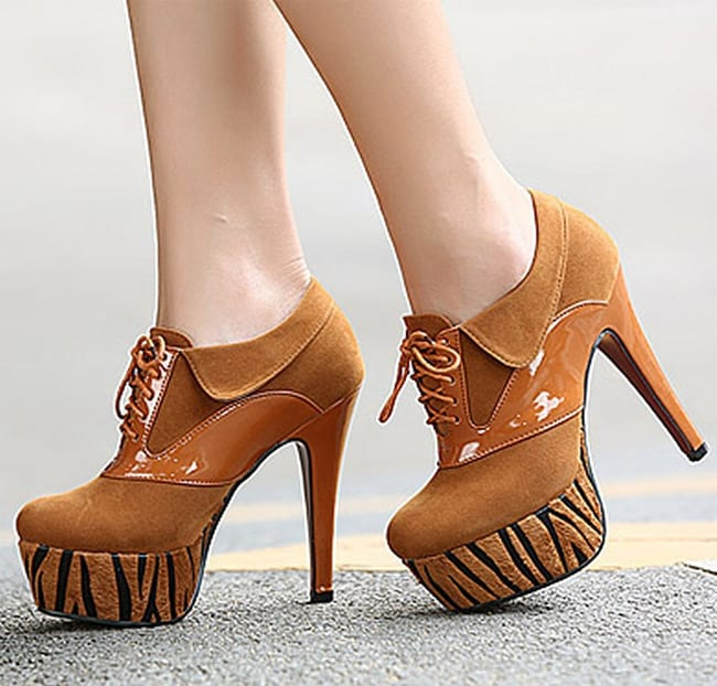 Best High Heels Ankle Boots for Women