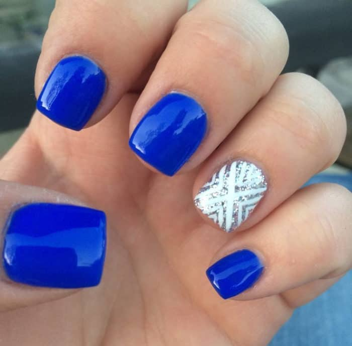 Gel Polish Nail Designs: Top 17 Cute Gel Manicure Ideas Images